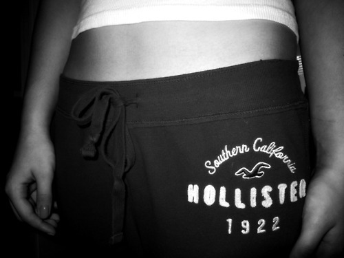 beautiful, cute, fashion, girl, hollister, outfit, pretty, sweatpants
