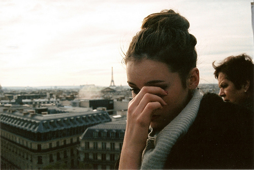 beautiful, france, girl, nieznane, photography