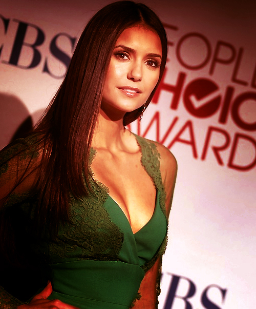 beautiful, nina dobrev, pca, tvd, vampire diaries