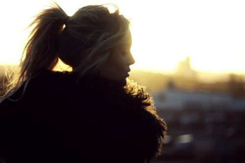 beauty, blonde, cute, hoodie, love