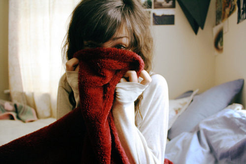 bedroom, brunette, cute, girl, hair, long, pretty