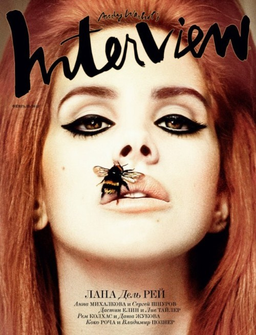 Bee Cover Editorial And Fake Lips Image 409414 On Favim Com