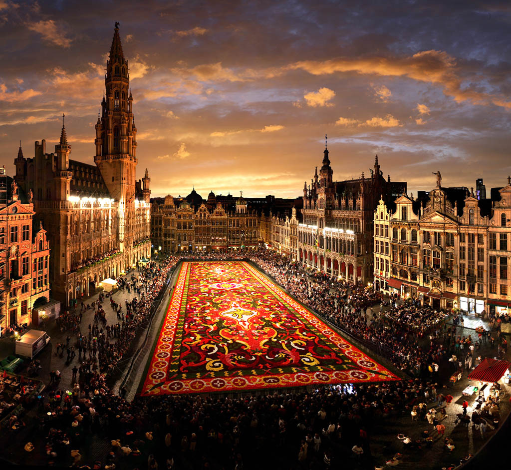 belgium, brussels, center, city, color