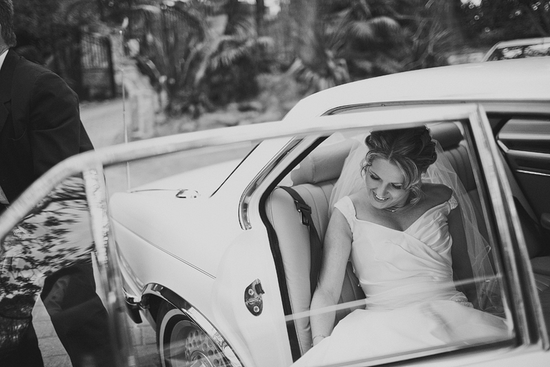 black and white, bride, car, couple, gorgeous