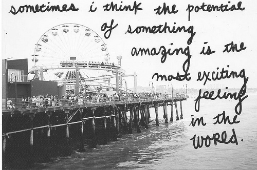 black and white, photography, quote, saying
