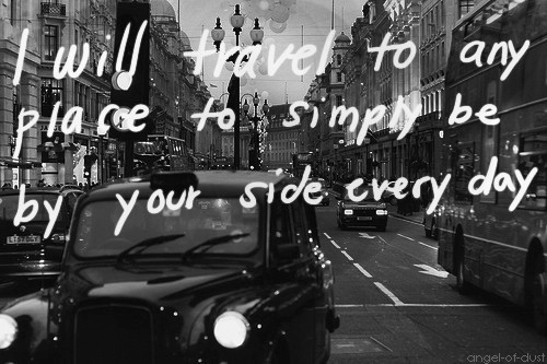 black, black and white, boy, car, cars, city, couple, cute, day, girl, gray, grey, lights, love, place, quote, sky, text, traffic, travel, white, you
