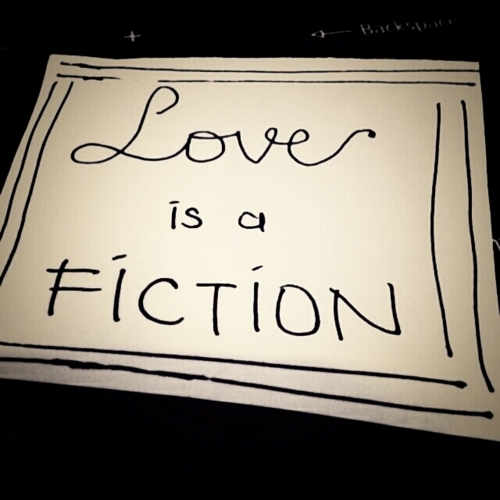 black&white, fiction, love, quote, text