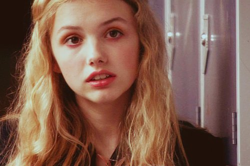 blonde, cassie, cute, girl, hannah murray, oh wow lovely, skins, skins uk
