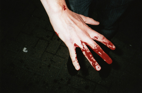 blood, hand, indie, photography