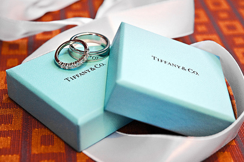 blue, bow, jewelry, ring, rings, t&c, tiffany & co, tiffany and co, white
