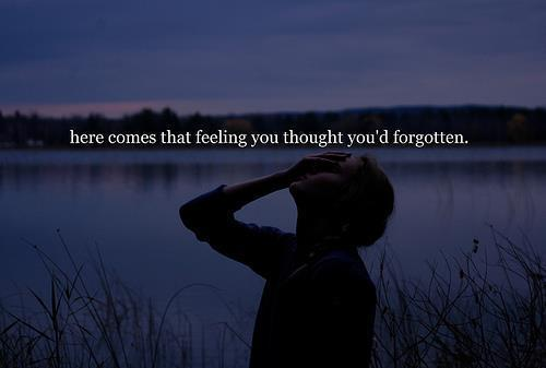 blue sky, forget, forgotten and girl