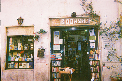 book, books, bookshop, cute, hipster
