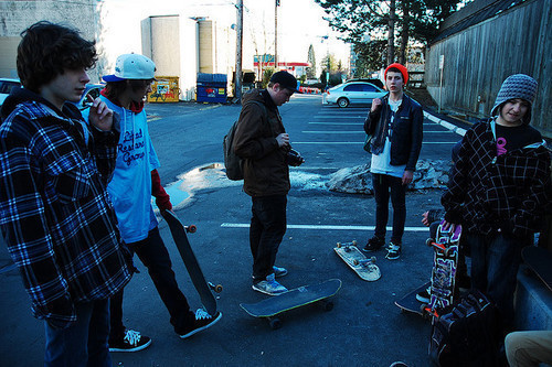 boys, friends, skate, swag
