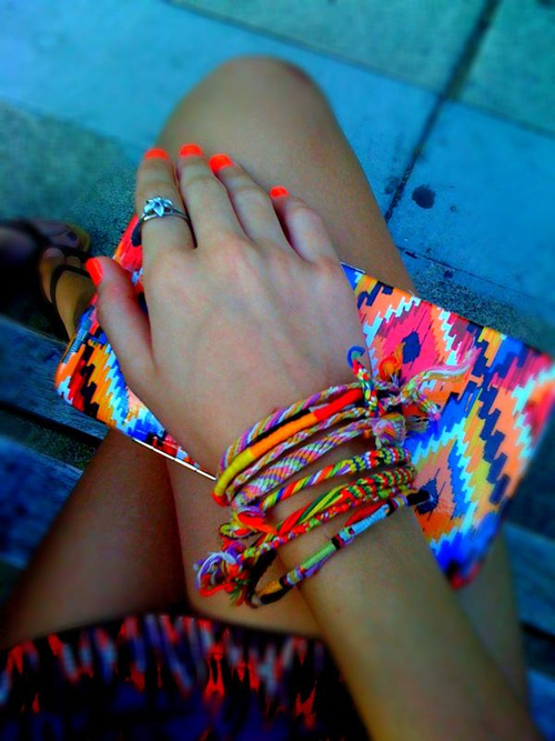 bracelet, colorful, colour, colourful, jewellery