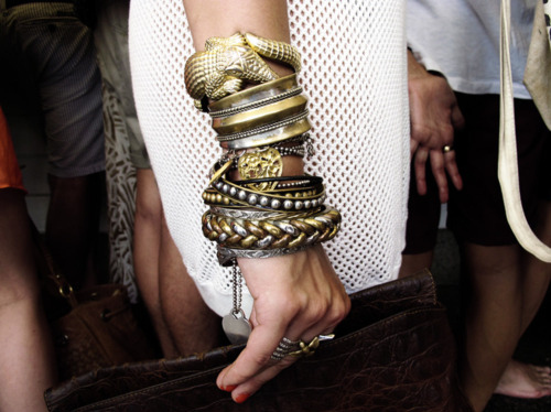 bracelets, bronze, cute, dress, fashion