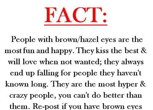 brown eyes, fact, facts, kiss, people