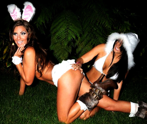 bunny, fur, girls , hot, sexy