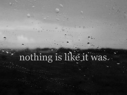 b%w, b&w, black, black and white, grey, like it was, nothing, photo, photography, quote, rain, text, white, window, windows