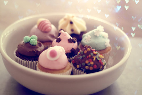 cakes, cupcake, cupcakes, cute, decoration, delicious, dessert, food, kawaii, photography, sugar, sweet, tasty, yum