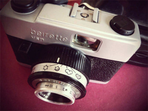 camera, creative, cute, inspirational, old, vintage