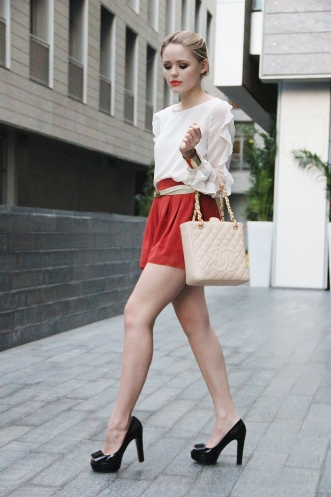 chanel, girl, gorgeous, kristina bazan, pretty