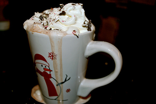 chocolate, coffee, cute, drink, heart, hot chocolate