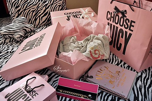 choose juicy, megera sutil, pink