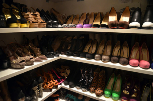 closet, cool, fashion, heels, photography