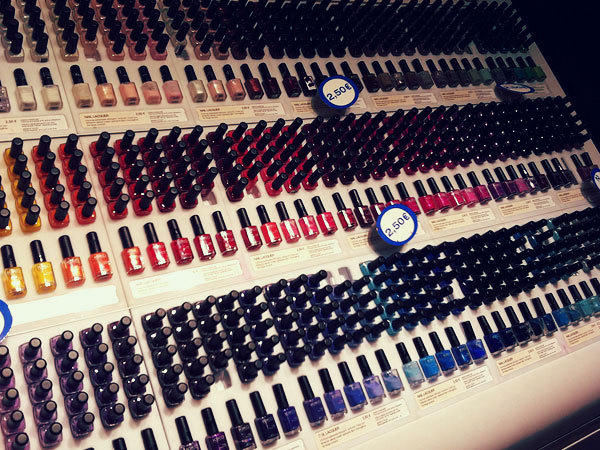colors, cores, enamel, esmaltes, fashion
