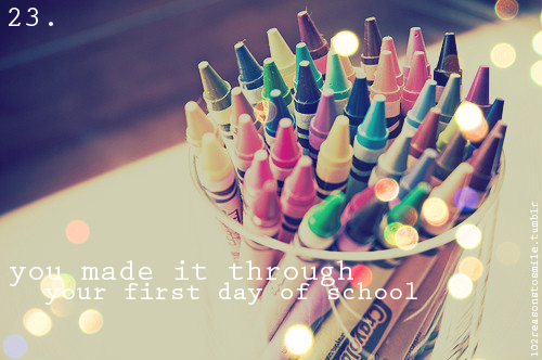 colour, crayons, cute, happy, indie