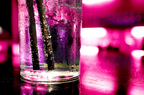 cool, drink, glass, photography, pink, straw