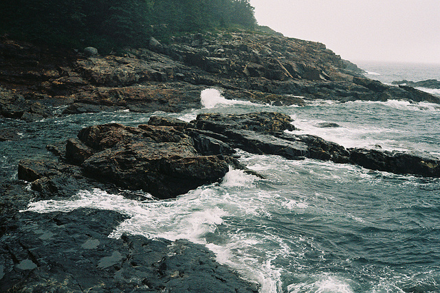 crash, nature, ocean, sea, water