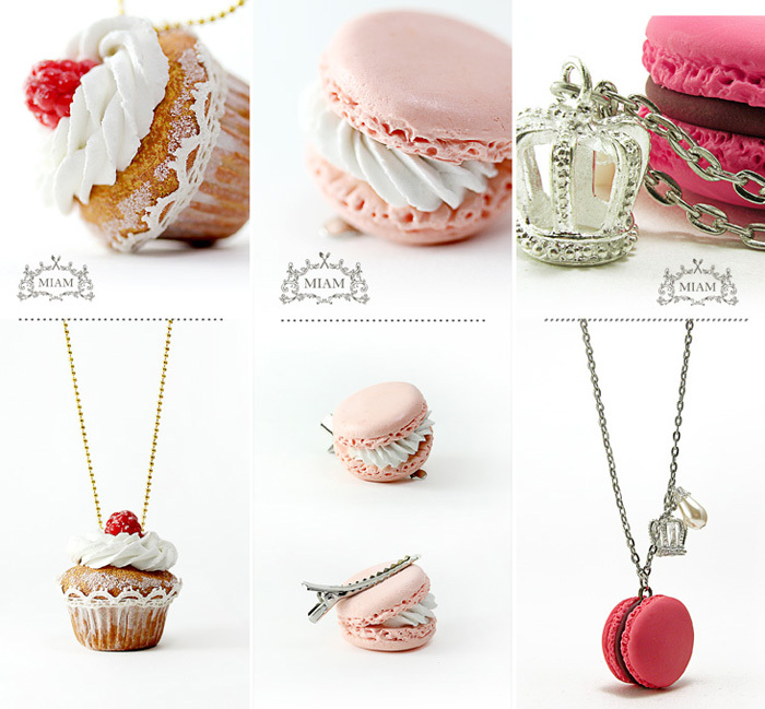 crown, cupcake, cute, dessert, jewelry