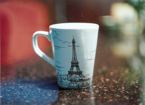 cup, objects, other, paris, photography, quero uma!!, torre, white