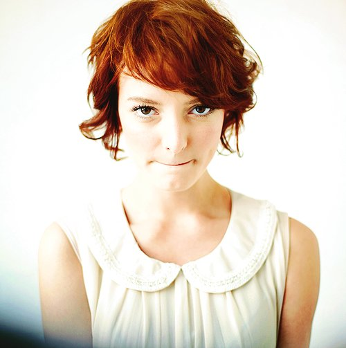 cute, dakota blue richards, dakota richards, franky, franky fitzgerald, hair, orange hair, red hair, redhair, redhead, short hair, skins