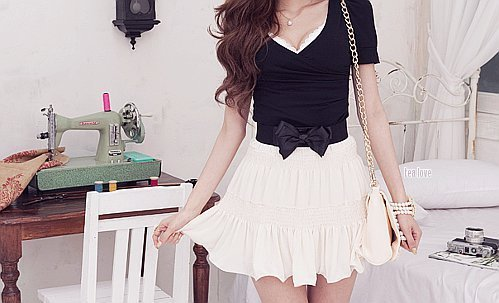 cute, dress, fashion, girl, hair