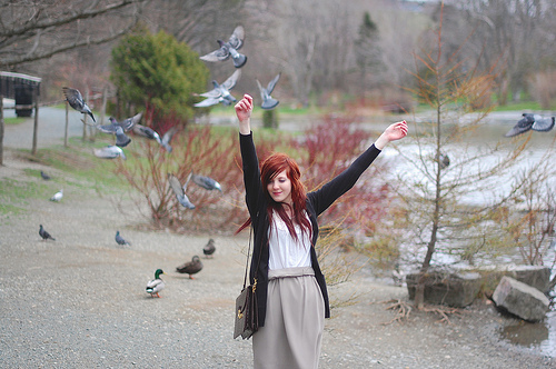 cute, fashion, girl, happy, original, peace, photo, pretty, she, wau