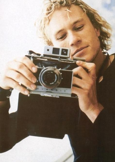 cute, forever, heath ledger