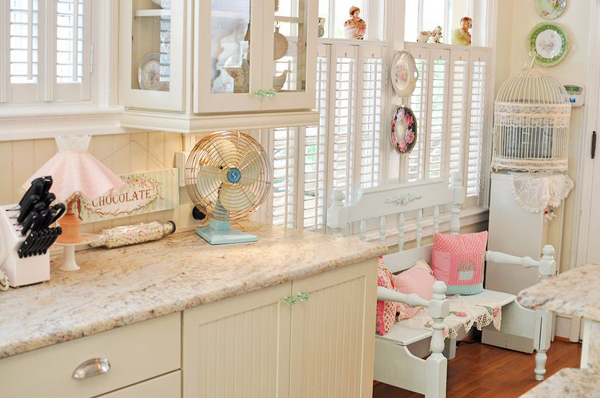 Cute girly kitchen pastel room image 404021 on for Cute girly rooms