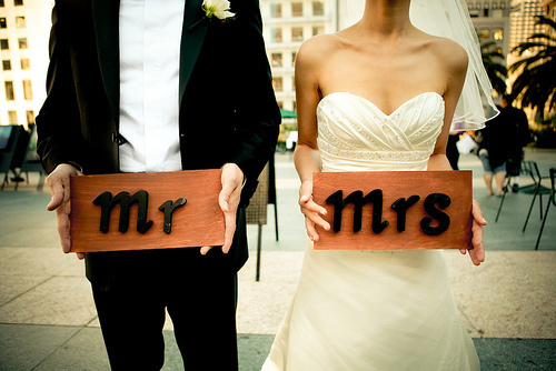 cute, mr and mrs, mrs, photography, wedding