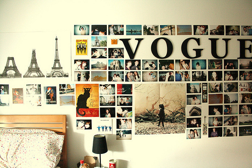 cute, photography, tour eiffel, vogue, wall bedroom