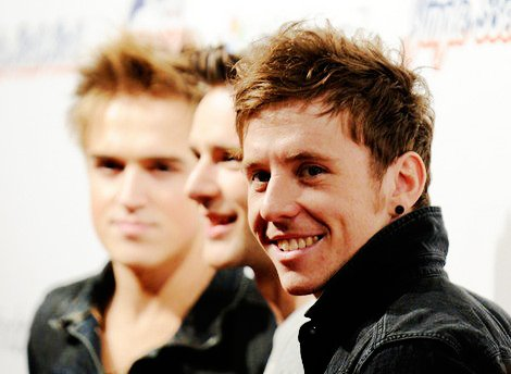 danny jones, harry judd, mcfly, tom fletcher