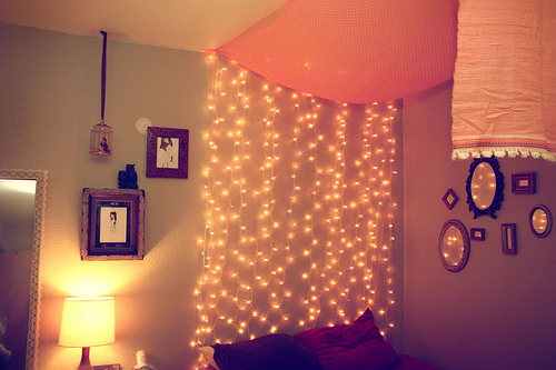 decorations, ginlovers, house, lights, pretty, room, warm