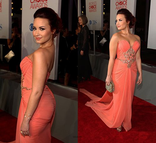 demi lovato, dress, perfect, pink, pretty