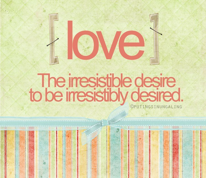 desire, irresistible, love, mark twain, quote