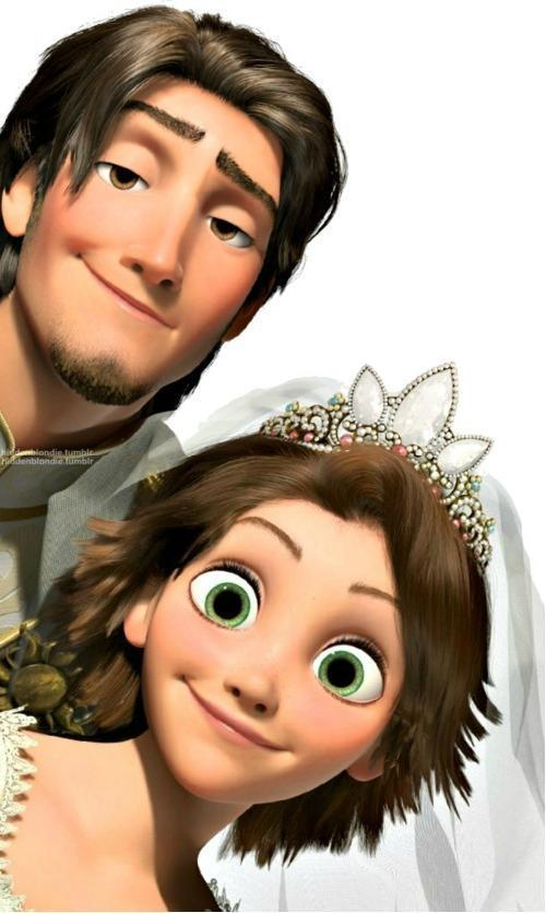 disney, ever after, flynn, love, rapunzel, tangled