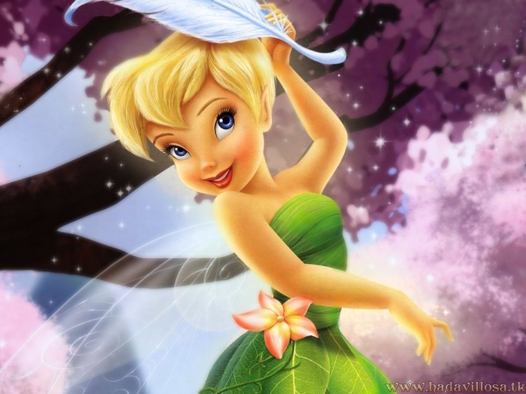 tinker bell and fairy - photo #18
