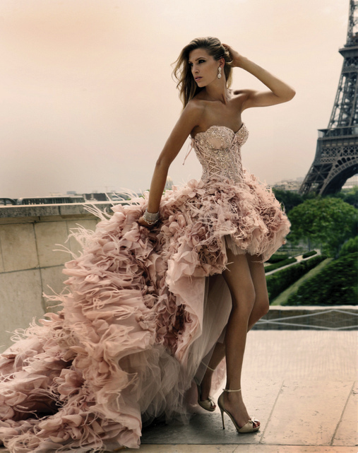 dress, fairytale paris, fashion, model, paris