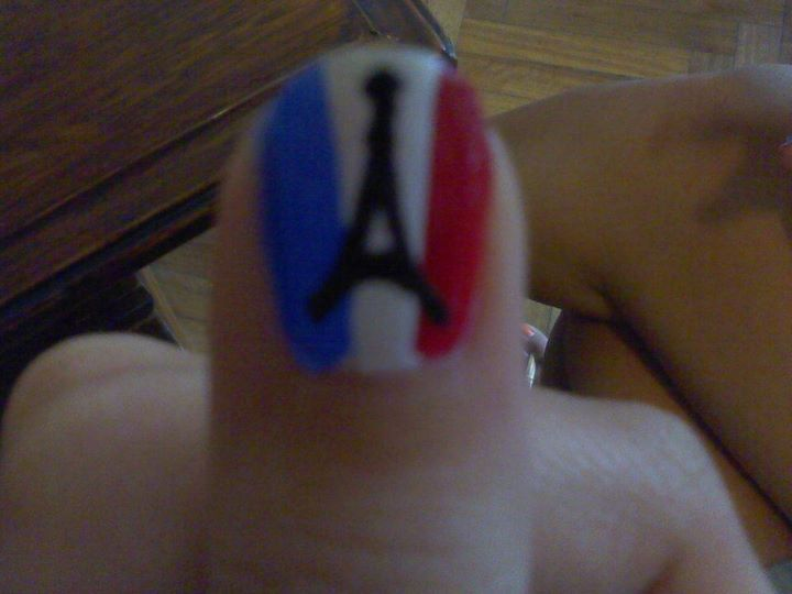 eiffel, eiffel tower, esmalte, france, nail art