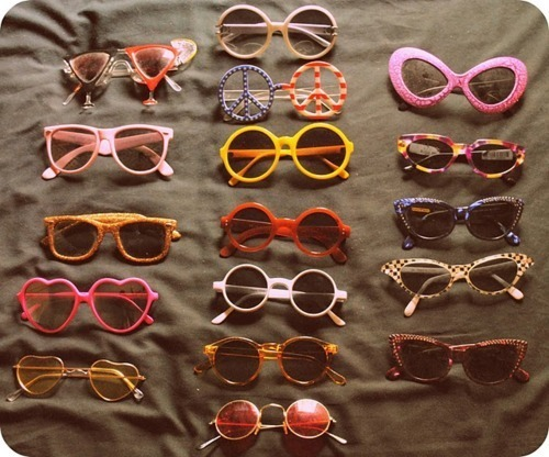 eyeglasses, fashion, girls